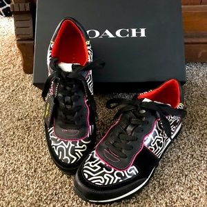 Coach Keith Haring Shoes